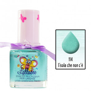 LALLABEE WATER-BASED NAIL L'ISOLA che NON C'E' - Farmaciasconti.it