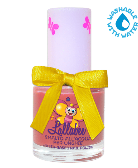 LALLABEE WATER-BASED NAIL MINICORALLO - Farmaciasconti.it