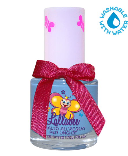LALLABEE WATER-BASED NAIL PRINCIPE AZZURRO - Farmaciasconti.it