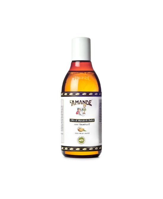 L'AMANDE Marseille Olio Mandorle Dolci Non Profumato 250ml - La tua farmacia online