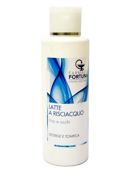 TuaFarmaonLine Latte a Risciacquo Viso Occhi Detergente 400ml - La tua farmacia online