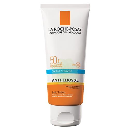 La Roche Posay Anthelios XL SPF50+ Comfort Latte Solare 100 ml - Zfarmacia