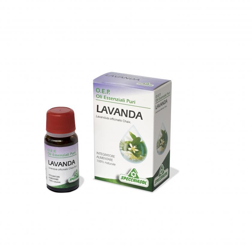 Specchiasol Lavanda Olio Essenziale Puro 10ml - La tua farmacia online