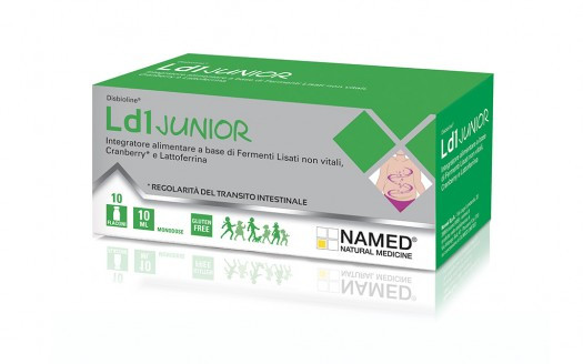 LD1 JUNIOR 10 FIALE MONODOSE 10 ML - Farmastar.it