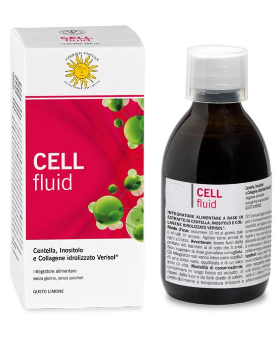 TuaFarmaOnLine Cell Fluid Integratore Cellulite Sciroppo 300 ml - La tua farmacia online