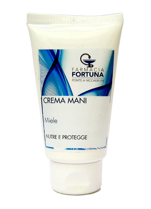 TuaFarmaonLine Crema Mani Al Miele Nutriente Protettiva Lenitiva 75 ml - La tua farmacia online