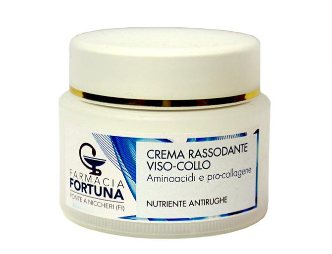 TuaFarmaOnline Crema rassodante Viso-Collo Nutriente Antirughe Vasetto 30 ml - La tua farmacia online