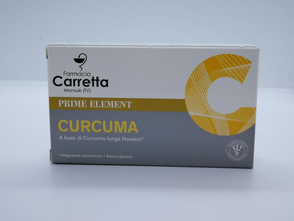 LFP CURCUMA 20 CAPSULE - Farmalandia
