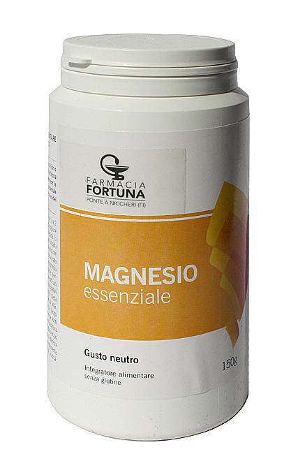 TuaFarmaonLine Magnesio Essenziale Integratore Alimentare 150 g - La tua farmacia online
