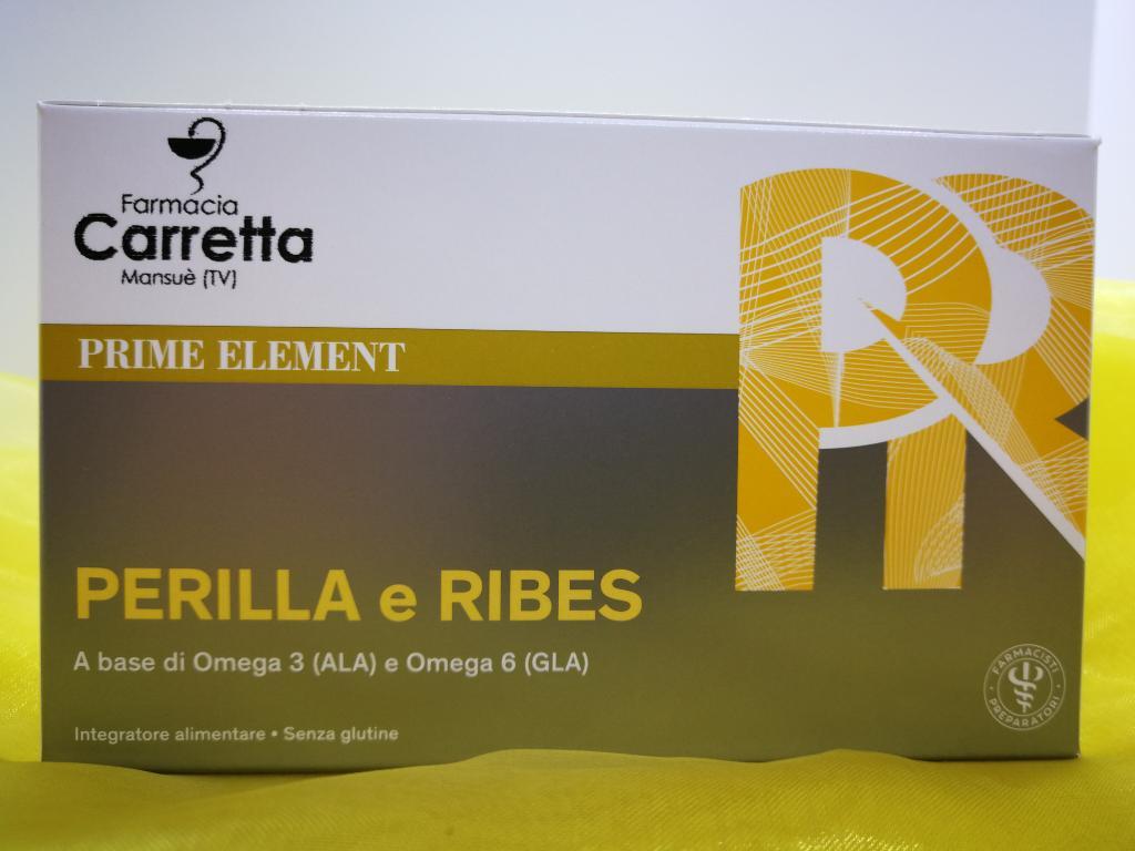 LFP PRIME PERILLA RIBES 45 CAPSULE VEGETALI - Farmalandia