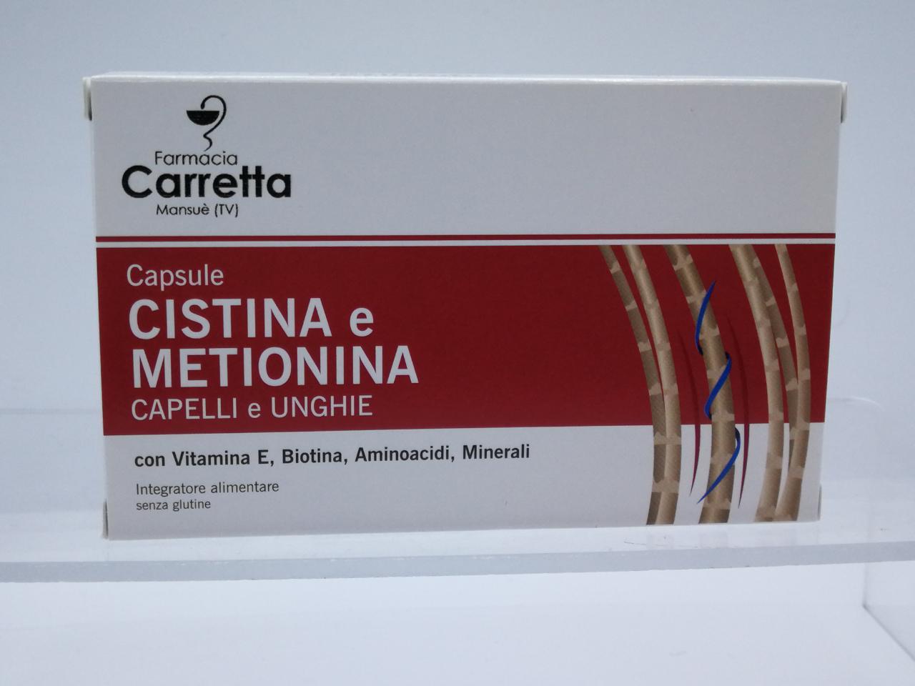 LFP PRO CISTINA METIONINA PROMO 120 CAPSULE - Farmalandia