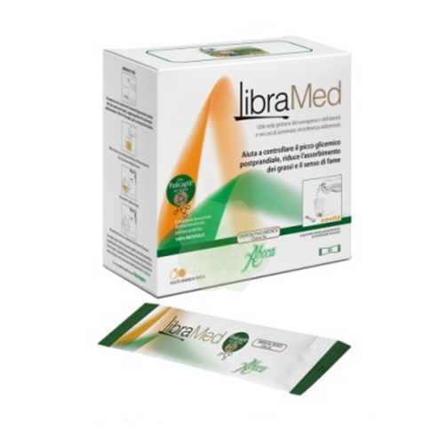 Libramed Fitomagra Integratore Alimentare 40 Bustine - Farmamille