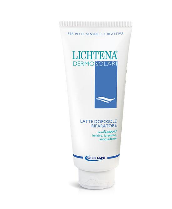 LICHTENA DERMOSOL DOPOSOLE LATTE  350 ML - La tua farmacia online