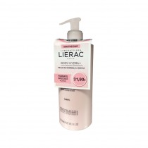 LIERAC BODY HYDRA+ LAIT 400 ML - Farmamille