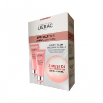LIERAC BODY SLIM MINCEUR GLOBALE 200 DUO 200 ML + 200 ML - Farmastar.it