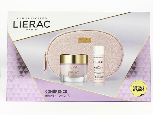 LIERAC CF COHERENCE 50 ML + POCHETTE 30 ML - Farmacia 33