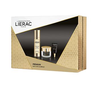 LIERAC CF PREMIUM CURE 15 ML + 15 ML + 3 ML - Farmamille