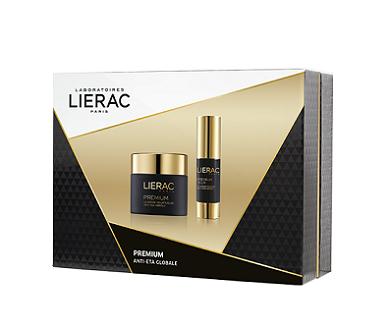 LIERAC CF PREMIUM VOLUPTUEUSE 50 ML + 15 ML - Farmamille
