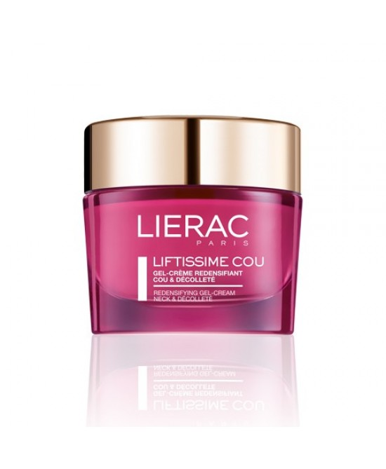 LIERAC LIFTISSIME GEL CREMA COLLO 50 ML - Farmamille