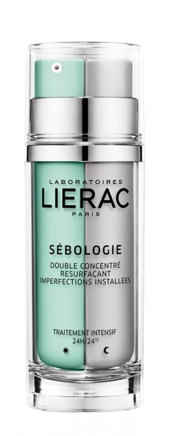 Lierac Sebologie Doppio Concentrato Purificante Imperfezioni Evidenti 30ml - Farmastar.it