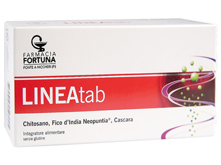 TuaFarmaonLine LINEAtab Integratore Alimentare Controllo del Peso 60 Compresse - La tua farmacia online