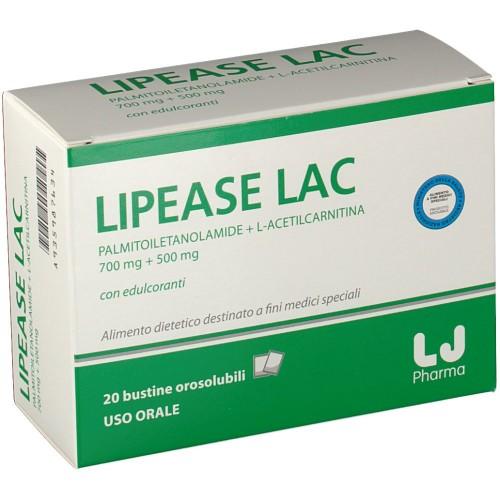 Lipease Lac Polvere Orosolubile Alimento Per Fini Medici Speciali 50g - Farmaciasconti.it