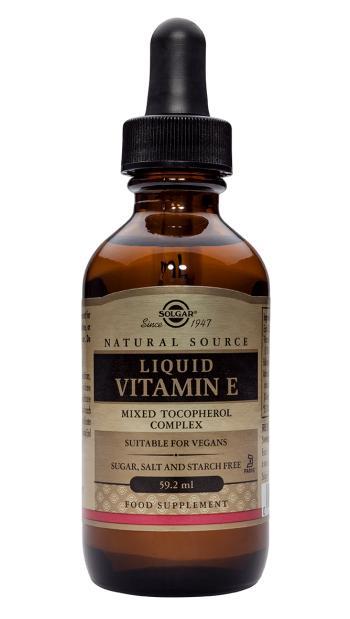 LIQUID VITAMIN E 59 ML - Farmacia 33