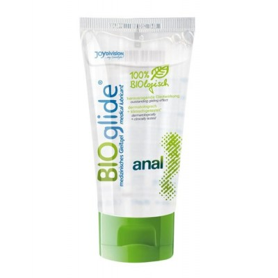 Lubrificante Anale Biologico Bioglide 80 ml - Farmalilla