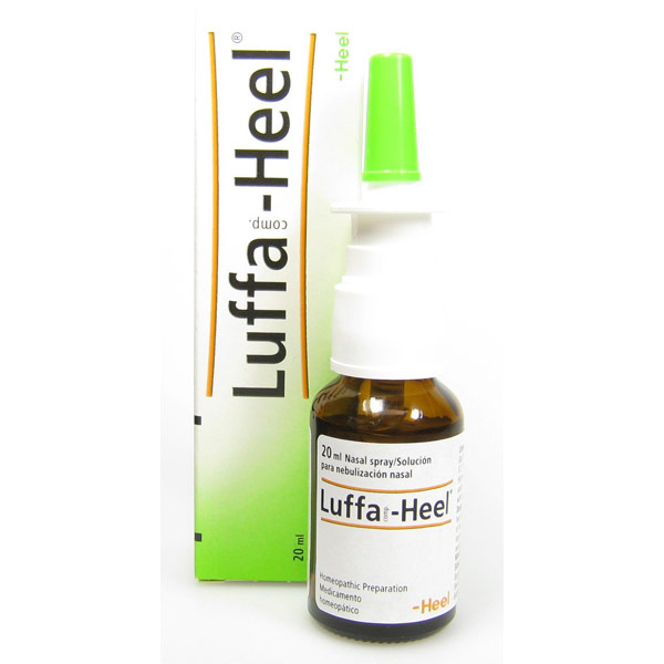 Luffa Compositum Heel Spray Nasale 20 ml - Farmalilla
