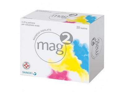 MAG 2*OS GRAT 40BUST 2,25G - Farmastar.it