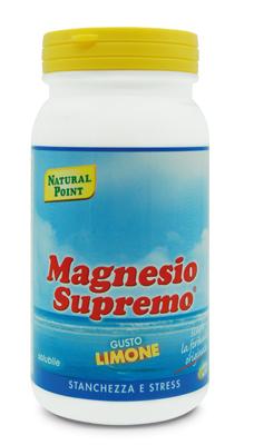 Magnesio Supremo Gusto Lemon 150 g - Farmalilla