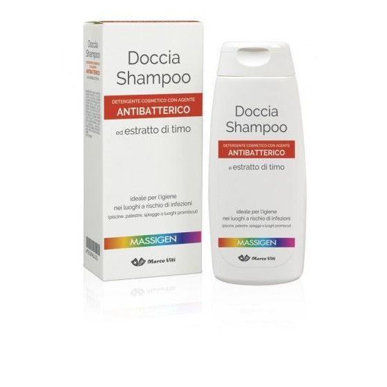 Marco Viti Mass Doccia Shampoo Anti-Batterico 200ml - Farmaciasconti.it