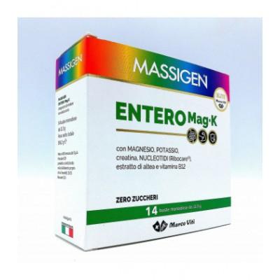 MASSIGEN ENTERO MAGNESIO-POTASSIO 14 BUSTINE - La tua farmacia online