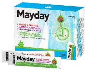 Mayday 24 Bustine - Farmacia 33