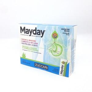 MAYDAY SOSPENSIONE PER USO ORALE ALLA MENTA 18 STICK 10 ML - Farmacia 33