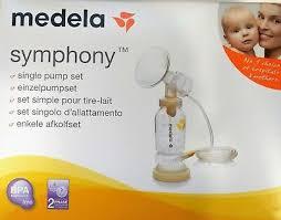 Medela Symphony Set Singolo Per Tiralatte - Farmamille