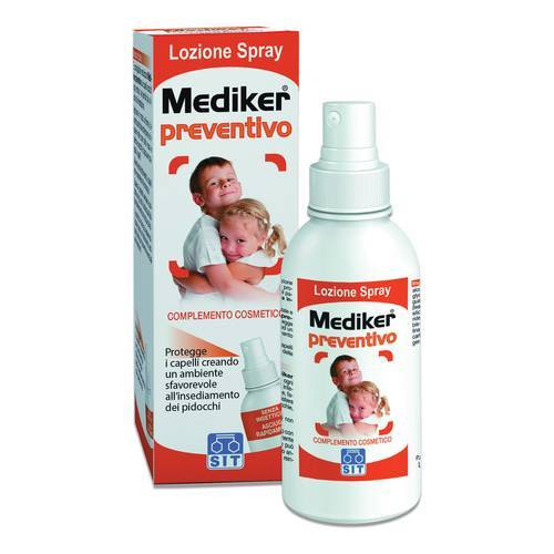 Mediker Preventivo Spray 100ml - Farmacento