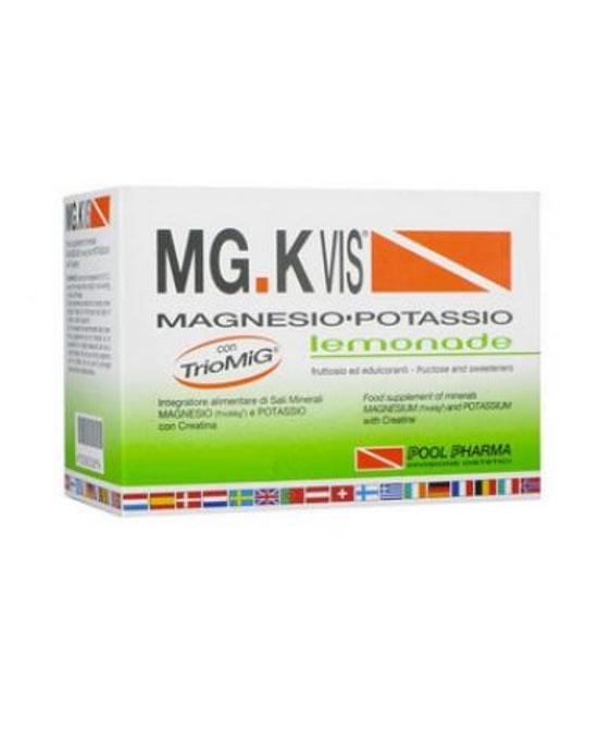 MGK VIS LEMONADE 15 BUSTINE - La tua farmacia online