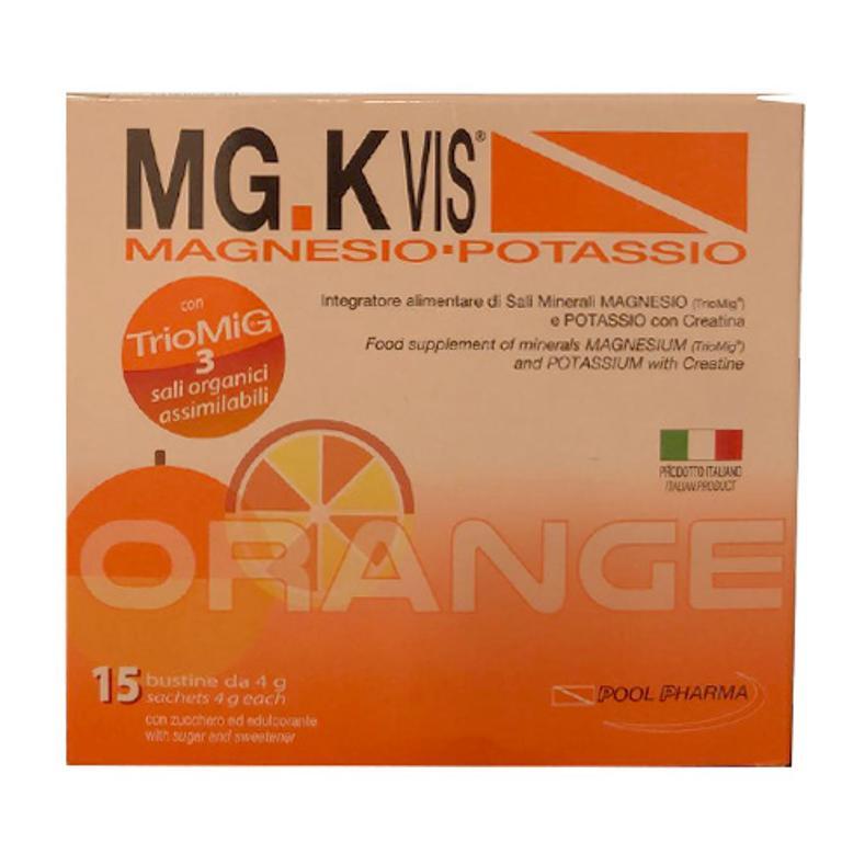 MGK VIS ORANGE 15 BUSTINE - La tua farmacia online