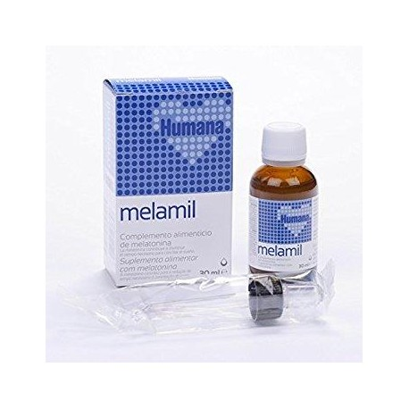 MelaMil Humana 30ml - Farmawing