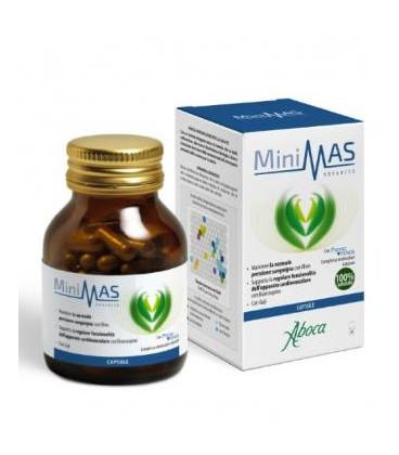 MINIMAS ADVANCED 60 CAPSULE - Farmamille