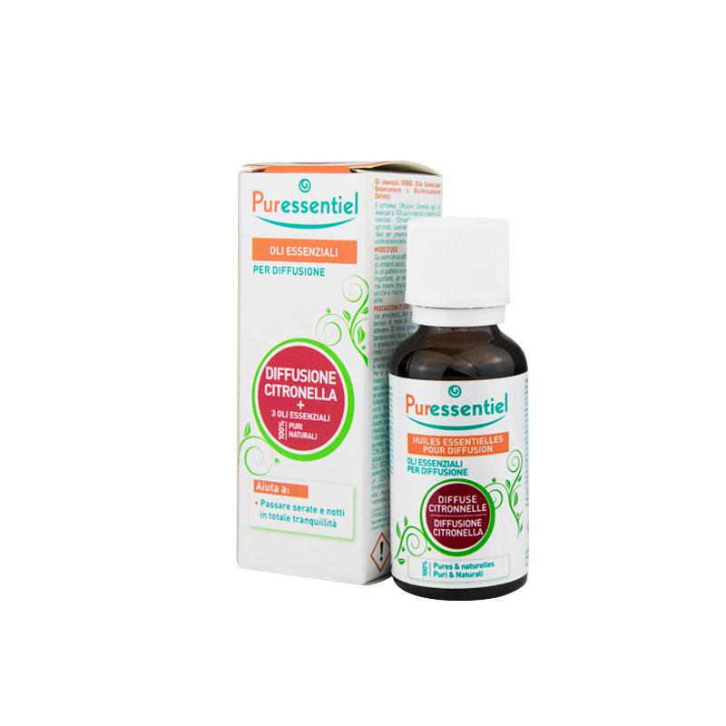 MISCELA CITRONELLA PER DIFFUSIONE 30 ML - Farmamille