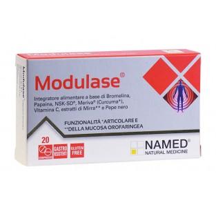 MODULASE 20 COMPRESSE - La tua farmacia online