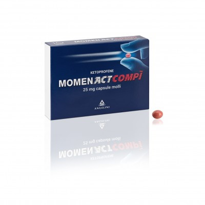 MOMENACTCOMPI*10CPS 25MG - Farmastar.it