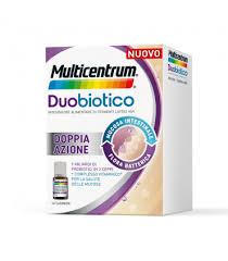 MULTICENTRUM DUOBIOTICO 16 FLACONCINI - La tua farmacia online