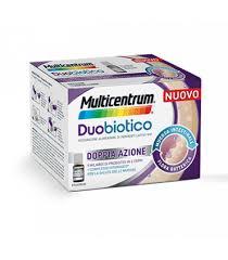 MULTICENTRUM DUOBIOTICO 8 FLACONCINI - La tua farmacia online