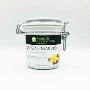 SAPONE MARINO SCRUB IDRATANTE VANIGLIA 500ML - Farmacento