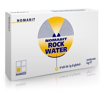 Named Nomabit Rock Water Formulazioni Fitoterapiche Pronte Globuli 6g - FARMAEMPORIO