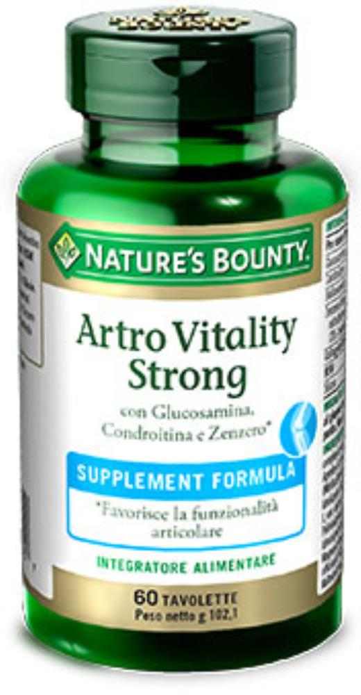 NATURAL ARTRO-V 30 TAVOLETTE - Farmacento