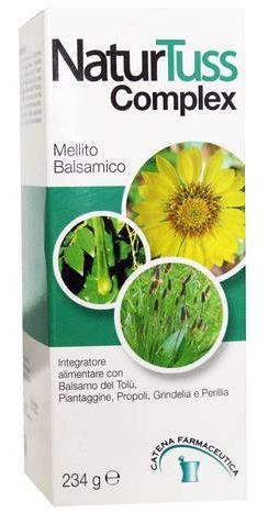 NATURTUSS COMPLEX MELLITO BALSAMICO - Farmacia 33